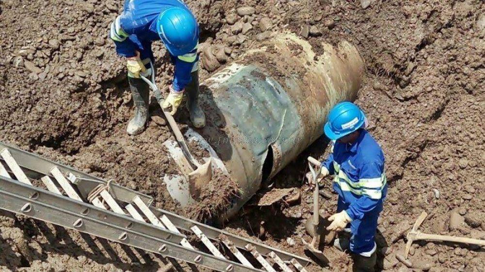 Rotura en cañería del acueducto Itiyuro afecta el servicio de agua en Tartagal y alrededores