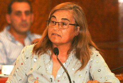 """Claudia Rodríguez: """"Magnoler eludió sus responsabilidades políticas"""""""