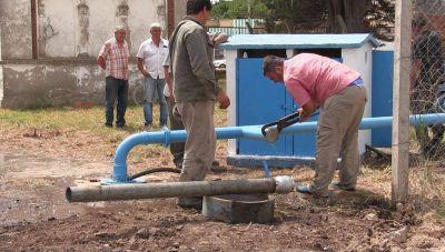 Se vinculó a la red el pozo 11 que mejorará sustancialmente el fluido en la ciudad