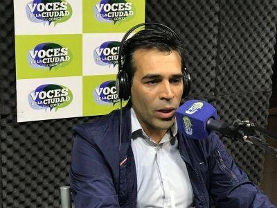"Facundo López sobre PAMI Quequén: ""Estoy en contra de la determinación que están tomando"""