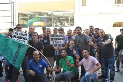 """Walter Correa: """"El pueblo está dispuesto a dar pelea"""""""