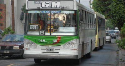 Catamarca: echan a 11 choferes de la línea de colectivos Guido Mogetta