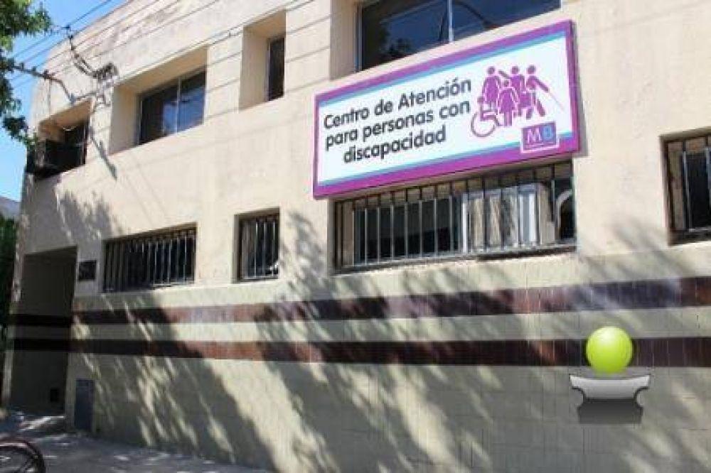 Se encuentra en funcionamiento el Centro de Atención para Personas con Discapacidad