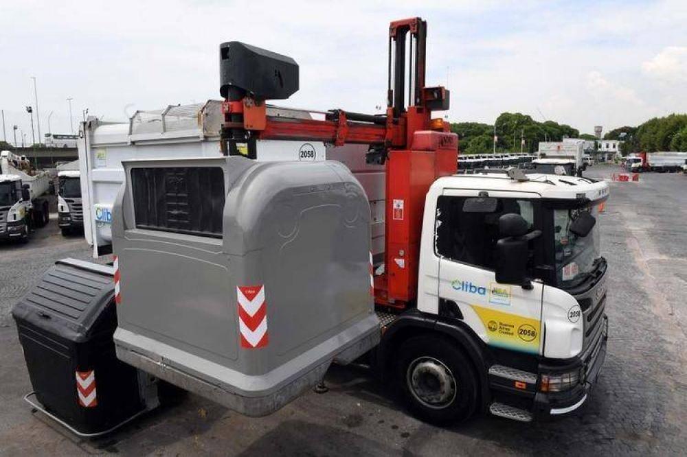 Camiones inteligentes, sensores en los contenedores y apps: cómo se controla la recolección de basura