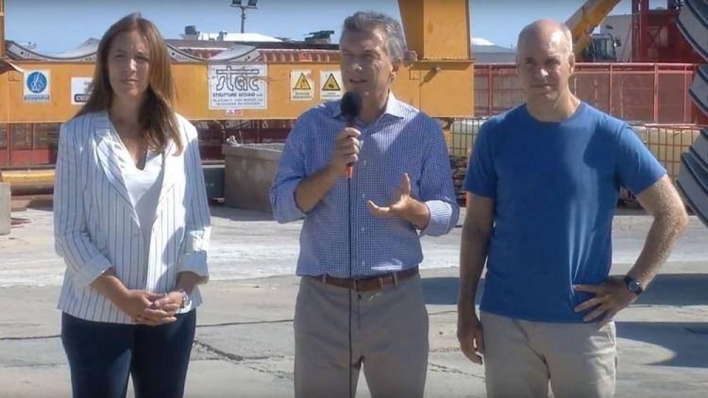 El plan electoral corte de cintas: Macri inaugurará 944 obras durante la campaña proselitista