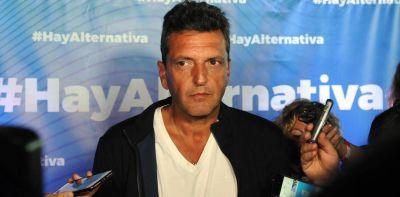 Tras evitar definiciones, Sergio Massa descartó la posibilidad de una alianza con Cristina Kirchner
