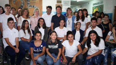 Necochea fue sede del lanzamiento de Escuelas Secundarias Bonaerenses con orientación en Turismo