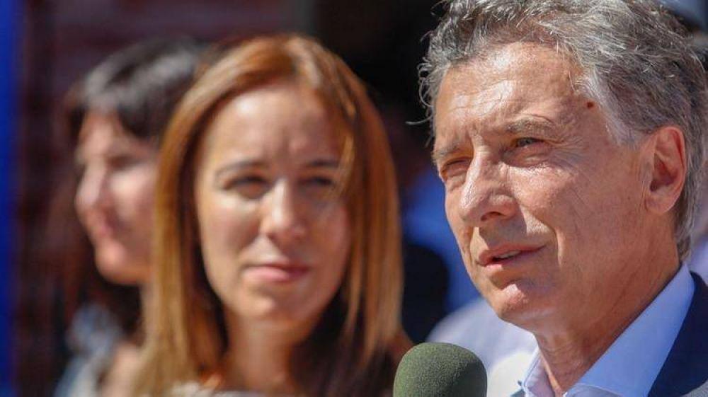¿Es María Eugenia Vidal el Plan B de Mauricio Macri?