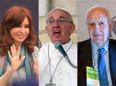 Ganar y después gobernar, la consigna que pone a CFK y a Lavagna a leer el mensaje de Francisco