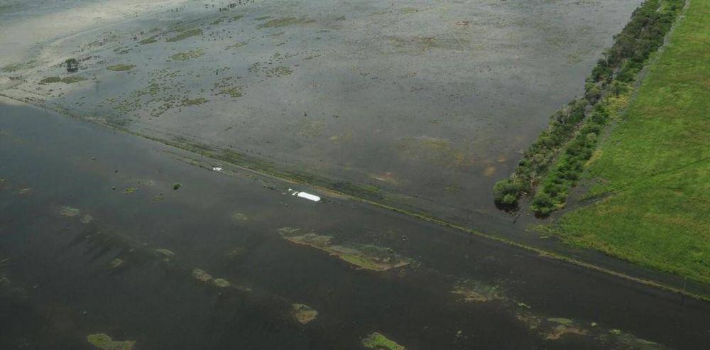 Dos estudios para entender las inundaciones en los bajos del norte santafesino