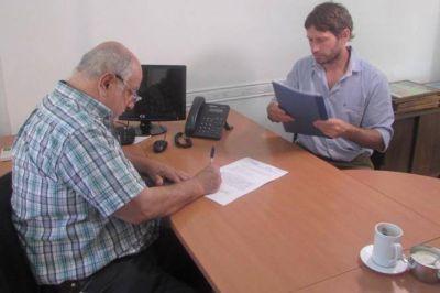 CORPICO recibió subsidios para obras de agua potable y saneamiento urbano