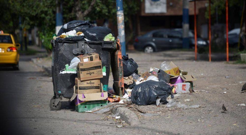 La separación de la basura, con escasa respuesta de los vecinos