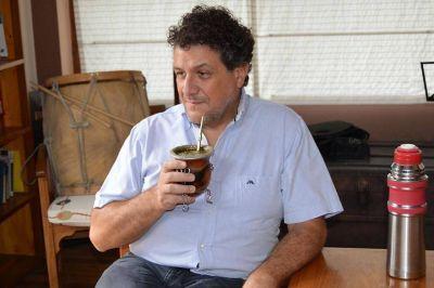 "Luis Arias: ""Cristina Kirchner es nuestra candidata"""