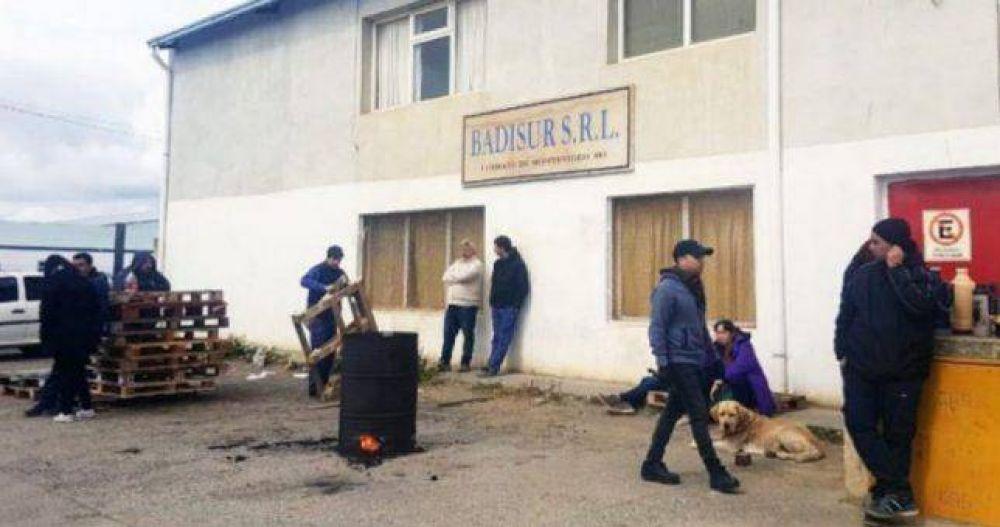 Desesperación de los despedidos de Badisur: