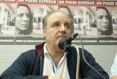 Diaz advirtió que el conflicto puede agravarse si el próximo miércoles no hay acuerdo en la Provincia