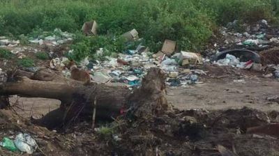 En el Bº Sumampa alertaron sobre residuos patológicos