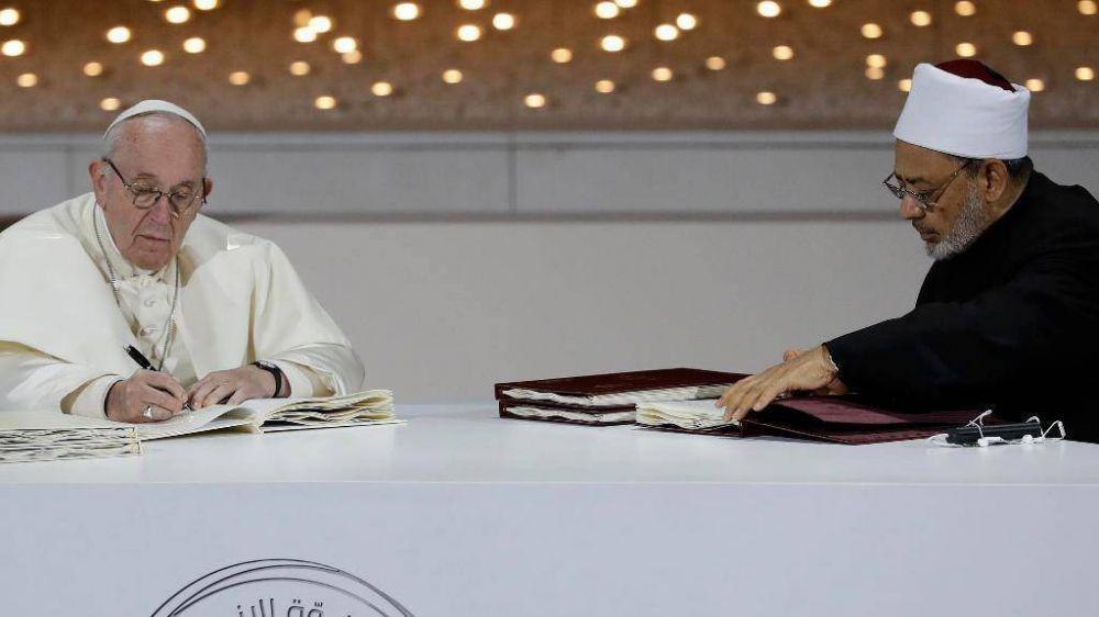 Abu Dhabi: un paso más allá de Regensburg