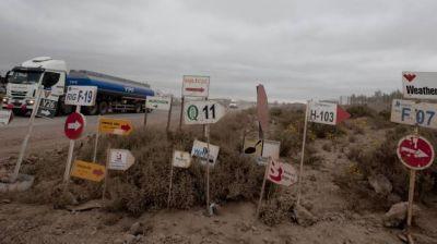 Por el recorte al gas, Neuquén pierde regalías por casi $2.000 millones