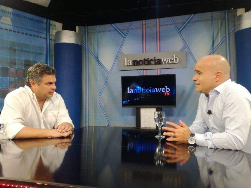 """López Medrano, sobre las elecciones: """"Voy a adherir a lo que la gobernadora me pida"""""""