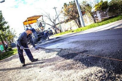 Ejecutaran un importante plan para reasfaltar las calles del barrio Lubo