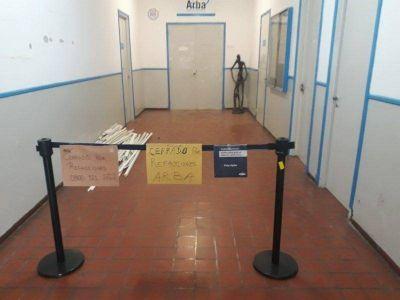 Por reformas cerraron oficinas de ARBA en Tres Arroyos y Gonzales Chaves