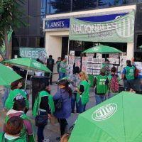 Protestas por represalias en ANSeS