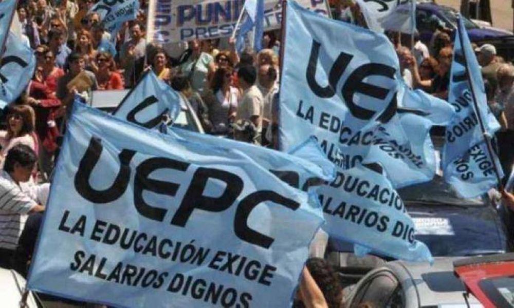 """UEPC: """"Oferta Paritaria insuficiente"""""""
