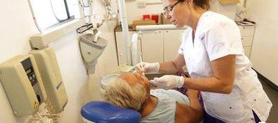 Lanús: operativo integral de salud en Monte Chingolo