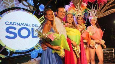 """""""El carnaval del sol convocó a una multitud"""", afirmó Etchevarren"""