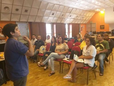 Provincia capacitó en La Dulce a personal municipal sobre Identidad de Género