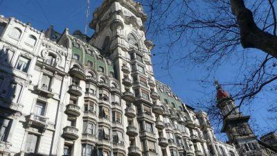 Hacia la privatización de la cultura: Rodríguez Larreta rematará el histórico Palacio Barolo