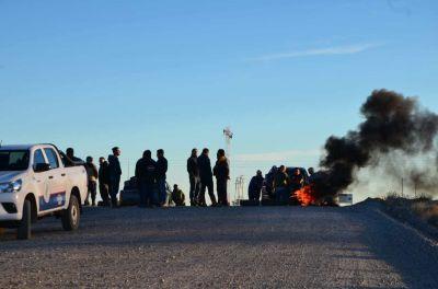 Santa Cruz: Petroleros iniciaron un paro total en Sinopec
