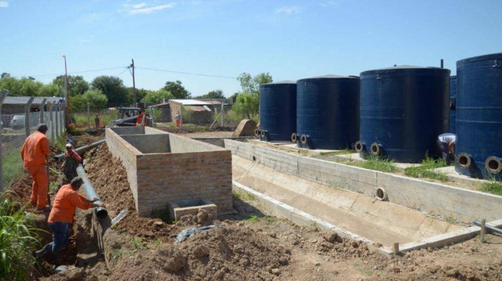 La provincia mejora el servicio de agua potable
