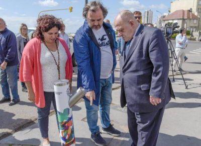 """Carlos Arroyo: """"Mar del Plata será la Biarritz, no la de la oligarquía, sino la del pueblo"""""""