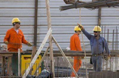 """Obreros de la construcción: """"Hoy estamos mal y con pocas esperanzas"""""""