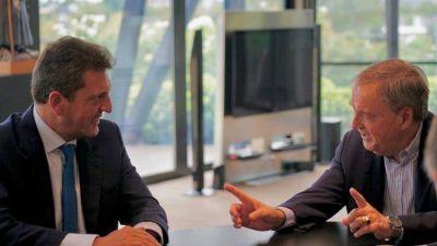Sergio Massa y Juan Schiaretti acordaron que Alternativa Federal tenga una sola lista de diputados nacionales en todas las provincias