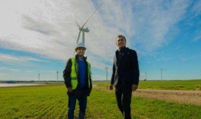 El escándalo Macri salpica a las constructoras de parques eólicos en Necochea y la región