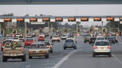Vidal prepara una suba del 33% en las autopistas