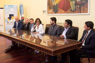 Celebran la creación del Parque Solar Fotovoltaico en Antofagasta, con fondos de la minería