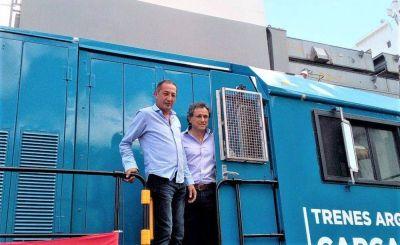 Gremios ferroviarios acordaron casi un 47% de aumento salarial para el sector de cargas
