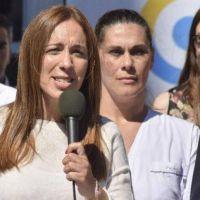 Cambiemos nacionaliza la imagen de Vidal para empujar candidatos en el interior