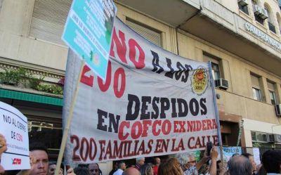 Trabajadores despedidos de la aceitera Cofco marcharán al Ministerio de Trabajo para exigir su reincorporación