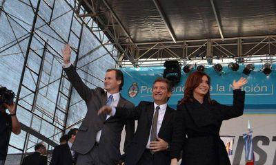 Bordet acordó con Cristina y falta un paso para la unidad en Entre Ríos