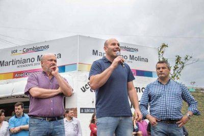 Martiniano metió un cambio en el Gabinete tras el fracaso de su gestión en los servicios públicos