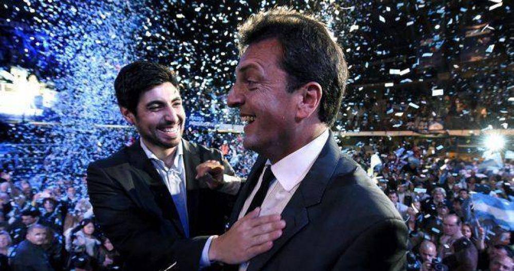 Facundo Moyano se jugó por CFK presidenta y Massa gobernador, y le pidió al de Tigre que no juegue para Cambiemos