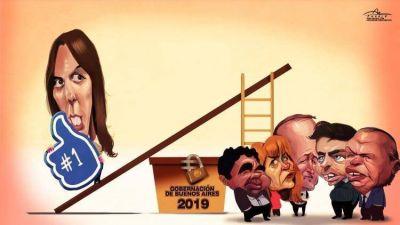 Uno por uno: quiénes son los candidatos que tiene el peronismo para competir con María Eugenia Vidal en las elecciones