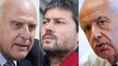 Elecciones 2019: Lavagna y Lifschitz sumaron a Lammens a sus charlas