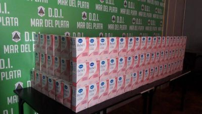 Tres supermercados en Mar del Plata vendían leche para bebé prohibida