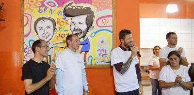 Las variantes de Marcelo Tinelli para dar el salto a la política