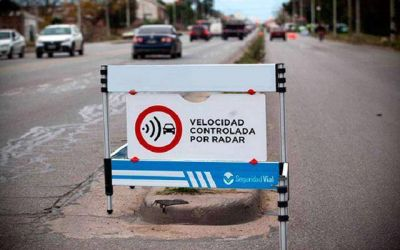 Fotomultas: desde que se inició el sistema se confeccionaron más de 2500 multas
